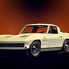 1963 Corvette 2nd Generation by ChasSinklier