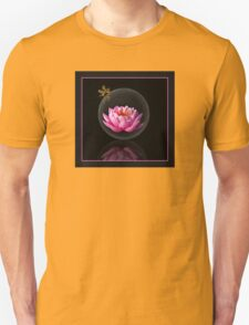 Lilly Under Glass Unisex T-Shirt