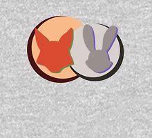 Nick and Judy Logo Design  Unisex T-Shirt