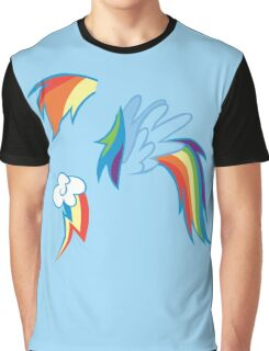 Rainbow Dash Graphic T-Shirt