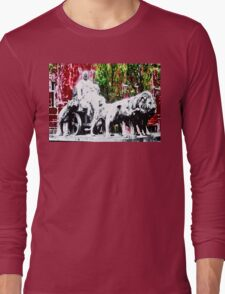 Tarred and Feathered Long Sleeve T-Shirt