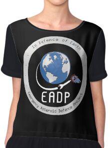 EAD Project Logo Chiffon Top
