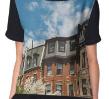 Beacon Street Homes Chiffon Top