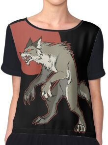 Redmoon Werewolf Chiffon Top