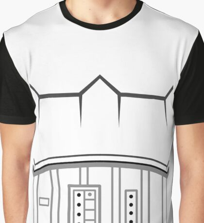 StormTrooper Armor Graphic T-Shirt