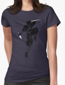 Killer Ninja Womens Fitted T-Shirt