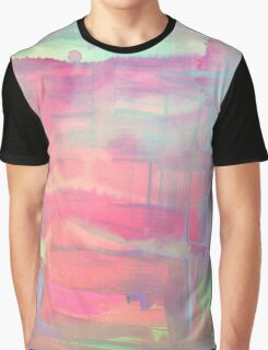pink sunset  Graphic T-Shirt