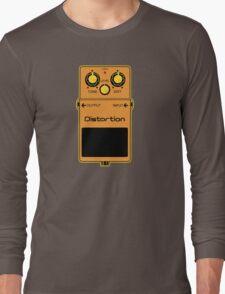 Distortion Long Sleeve T-Shirt