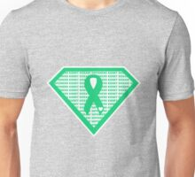 Kidney Disease Superhero Unisex T-Shirt