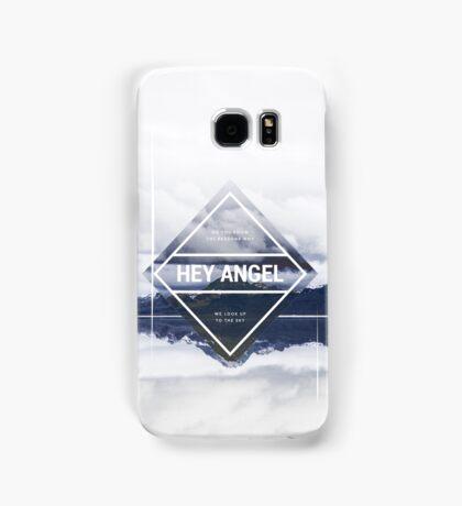 Hey Angel One Direction Lyrics Samsung Galaxy Case/Skin