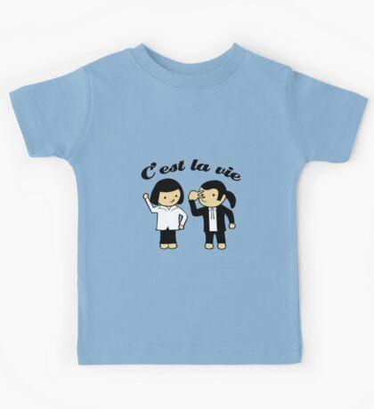 C'est la vie Kids Tee