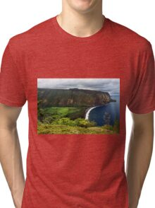 Waipio Valley Tri-blend T-Shirt