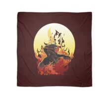 Fire dancing horse Scarf