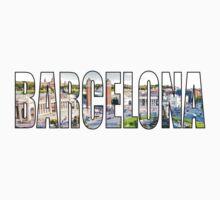 Barcelona Kids Tee