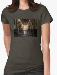 St Conan's Kirk - Scotland Womens Fitted T-Shirt