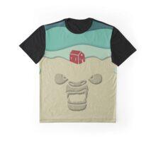 California beaches  Graphic T-Shirt