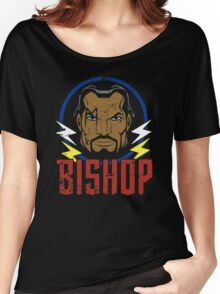 Bishop •X-Men Animated Series Women's Relaxed Fit T-Shirt