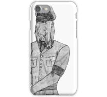 Transformers Animated Blitzwing Holoform iPhone Case/Skin