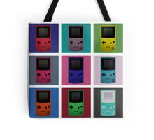 Gameboy Warhol Tote Bag