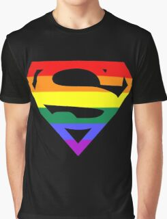 Super Queer 2 Graphic T-Shirt