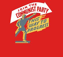 Join The Communist Party Unisex T-Shirt