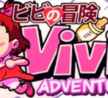 VIVI'S ADVENTURE Sticker