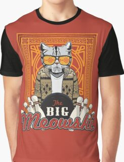 The Big Meowski Graphic T-Shirt