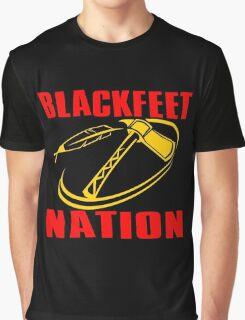 BLACKFEET NATION-TOMAHAWK 2 Graphic T-Shirt