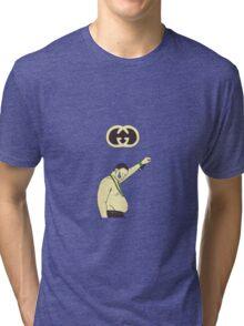 GUCCI MANE - CARTOON STYLE Tri-blend T-Shirt