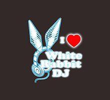 I Heart White Rabbit DJ by Mary C