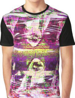 Glitch Reaper Graphic T-Shirt