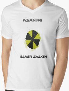 The Gamer Awoken Clothes Mens V-Neck T-Shirt