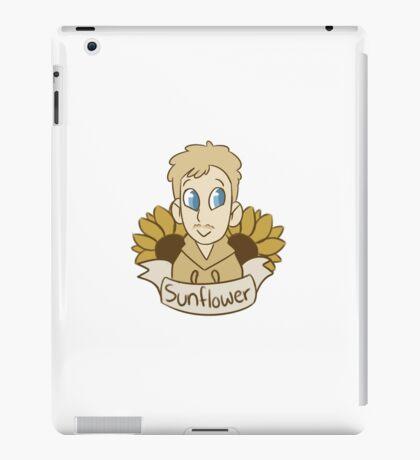 "Marble Hornets: Brian Thomas ""Sunflower"" iPad Case/Skin"