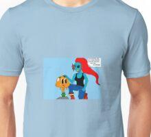 UNDYNE Fishy Wisdom Unisex T-Shirt