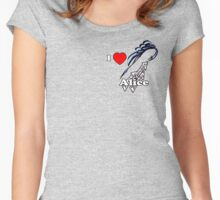 I Heart Alice Women's Fitted Scoop T-Shirt