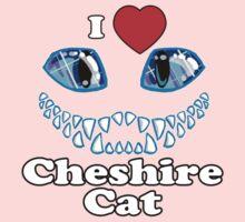 I Heart Cheshire Cat Baby Tee