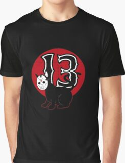 Friday 13th Graphic T-Shirt