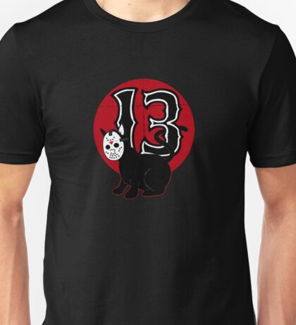 Friday 13th Unisex T-Shirt