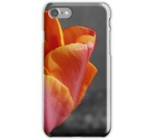 Selective Colour Tulip iPhone Case/Skin
