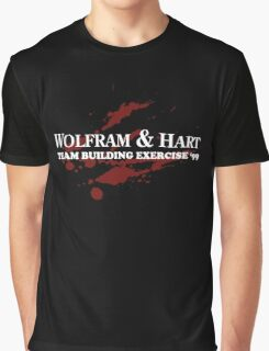 Team Building Graphic T-Shirt