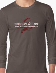 Team Building Long Sleeve T-Shirt