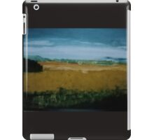Sunflowers of the Darling Downs  iPad Case/Skin