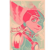 Ratchet and Clank Request Photographic Print