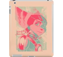 Ratchet and Clank Request iPad Case/Skin