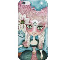 Noelle's Winter Magic iPhone Case/Skin
