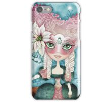 Noelle's Winter Magic iPhone Case/Skin