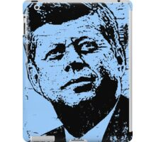 JFK-BLUE STATE iPad Case/Skin