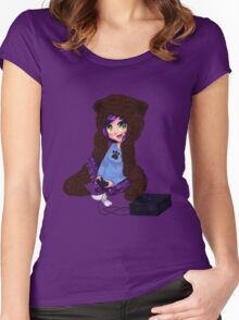 BrittanyBearPaws - Console Women's Fitted Scoop T-Shirt