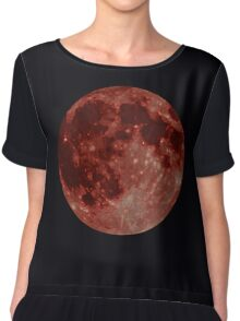ILLumination Blood Moon Chiffon Top