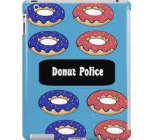 Donut Police iPad Case/Skin